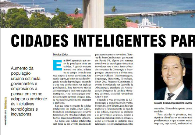 Revista Nordeste Clipping