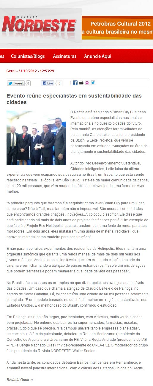 Revista Nordeste Clipping 2
