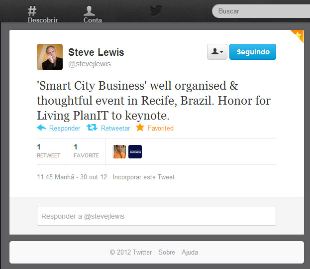 Steve Lewis Clipping